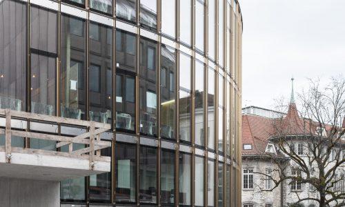 Umbau Hauptpost, Winterthur