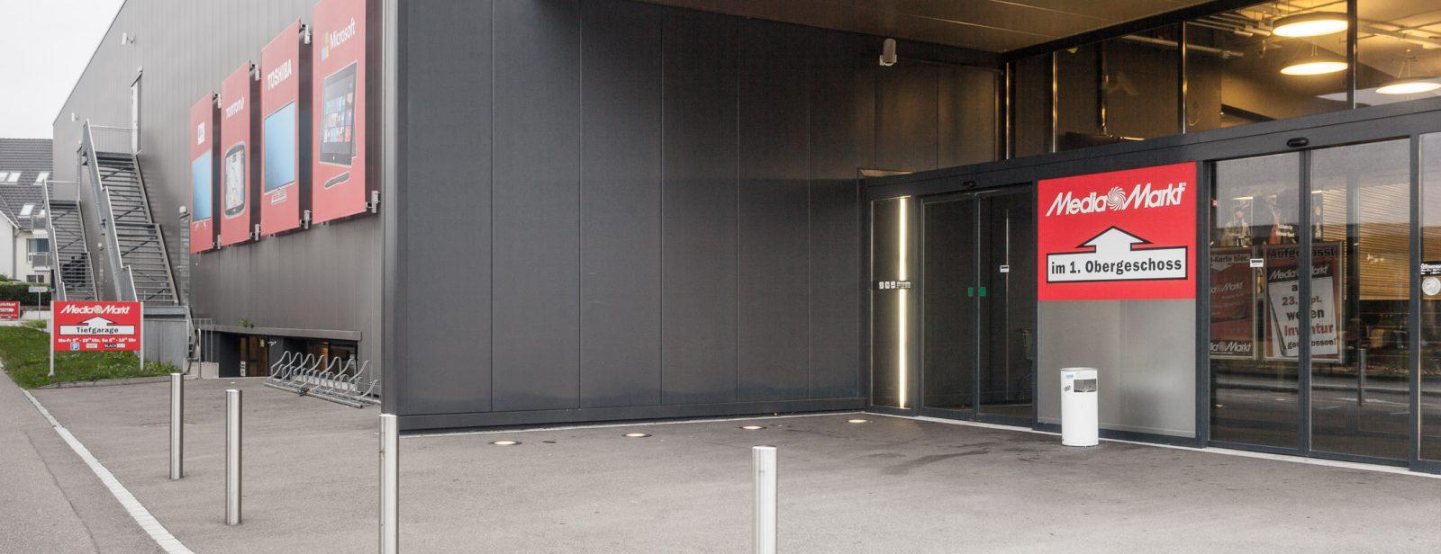 Geschäftshaus Media-Saturn, Volketswil