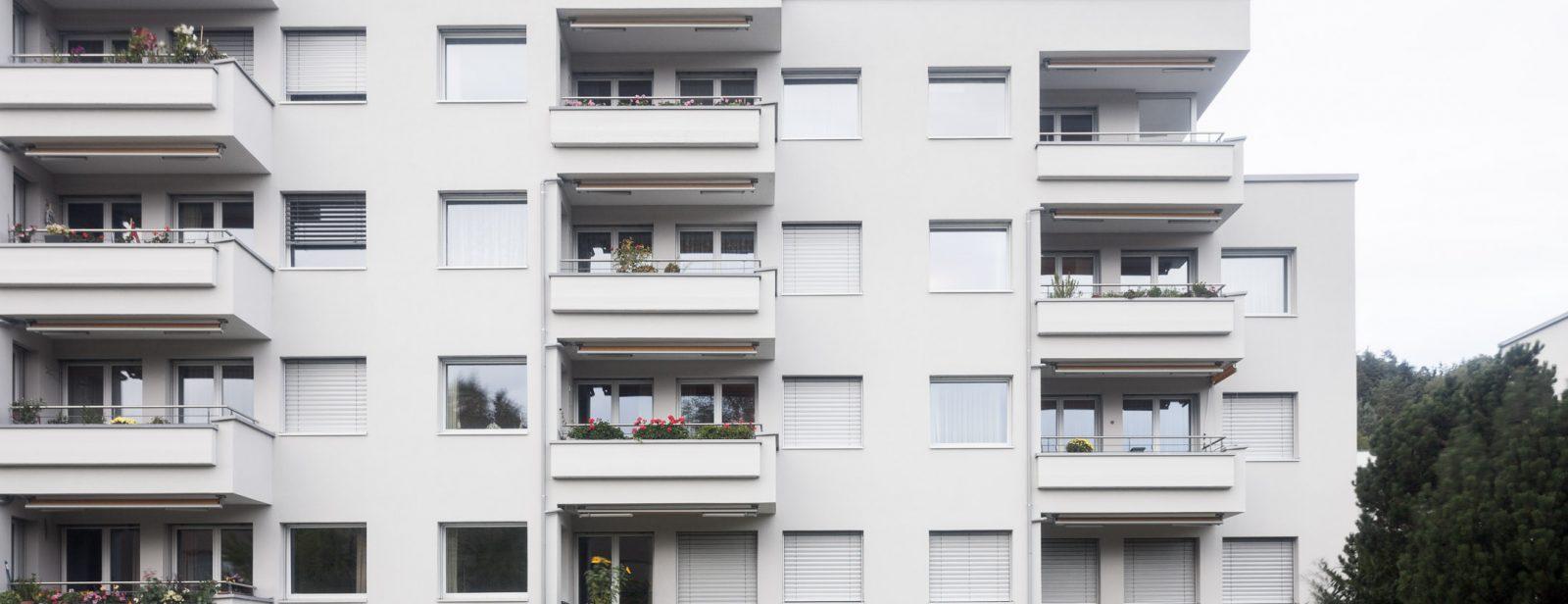 Umbau und Sanierung MFH Zweiackerstrasse, Zürich