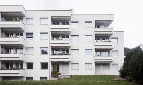 MFH Zweiackerstrasse, Zürich