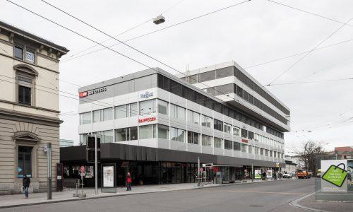 Stellwerk Railcity, Winterthur