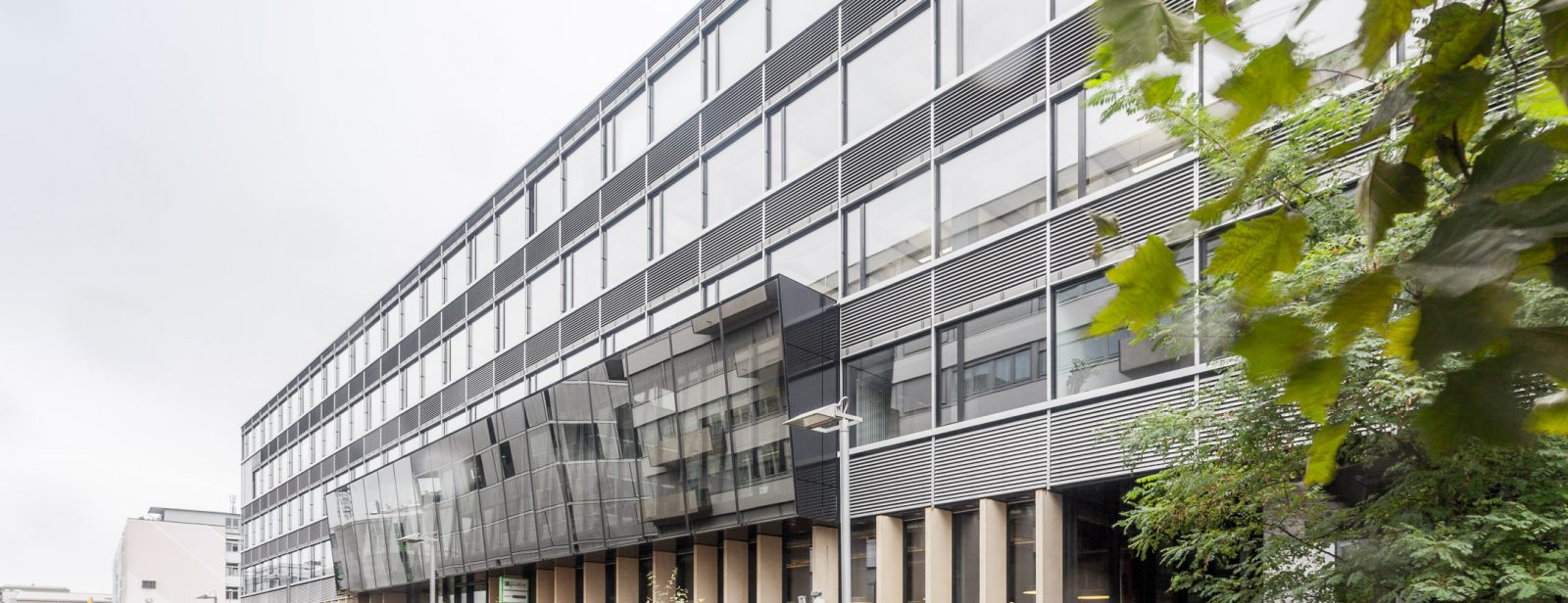 Bürogebäude Integra Immobilien, Wallisellen