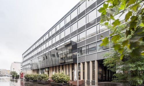 Integra Immobilien Bürogebäude, Wallisellen