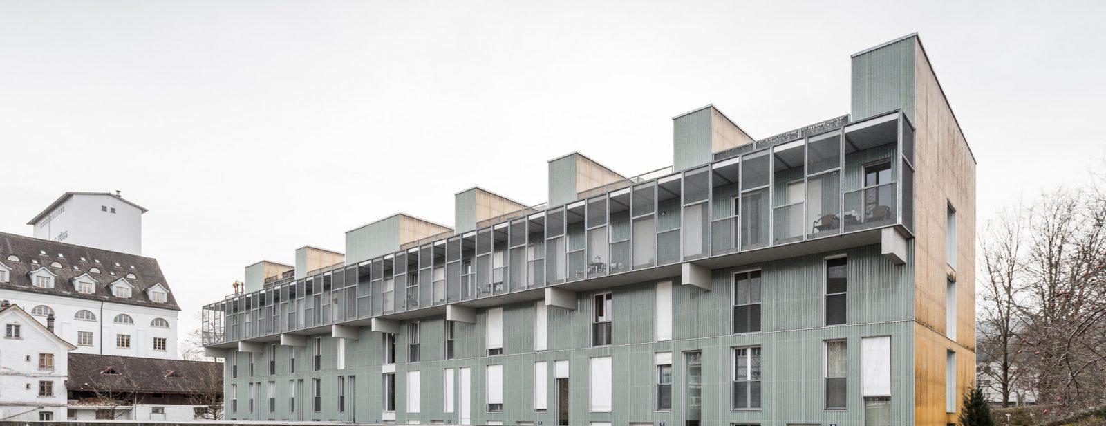 MFH Neumühlestrasse, Winterthur