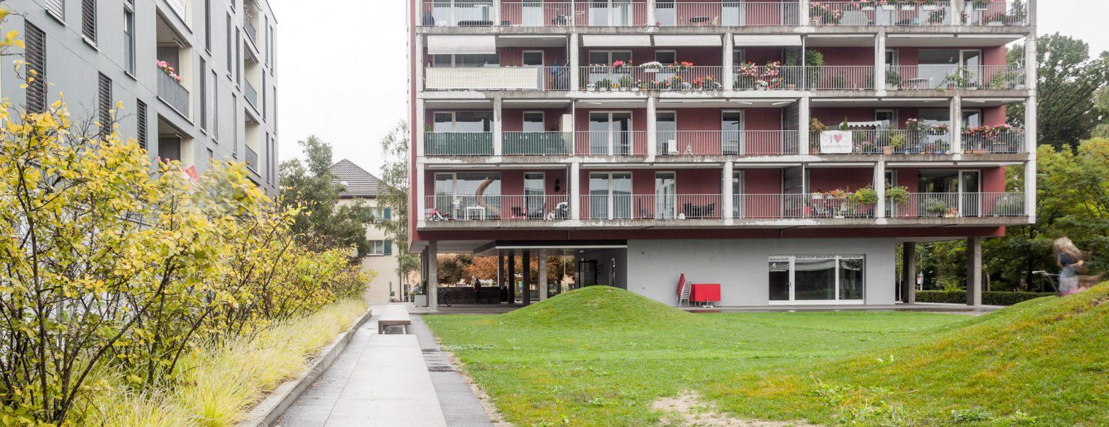 Wohnsiedlung Jasminweg II, Zürich