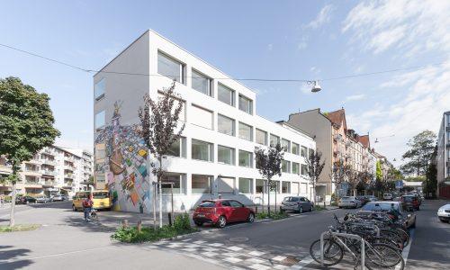 Heilpädagogische Schule Gotthelfstr. 53, Zürich