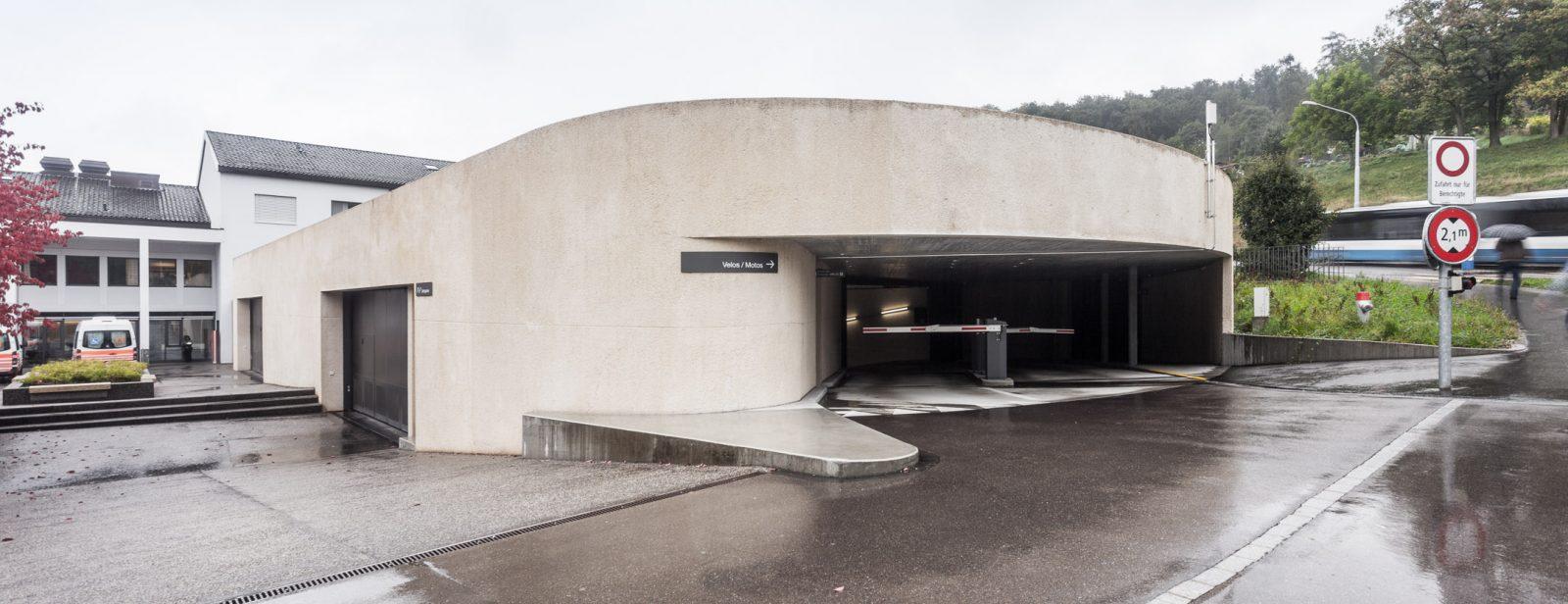 Garage Waidspital, Zürich