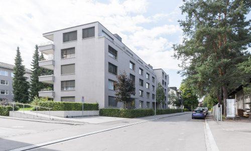 Alterswohnungen Langgrütstrasse, Zürich