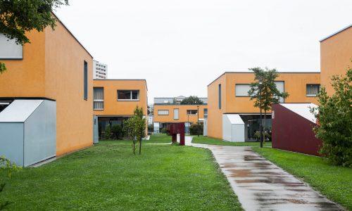 Reihenhaussiedlung Kronwiesen, Zürich