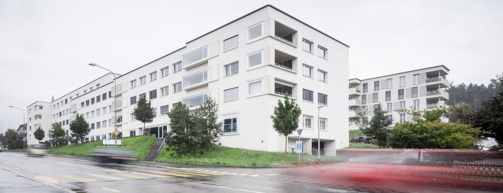 Siedlung Bramenring, Etappe A, Kloten