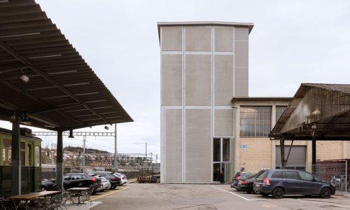 Umbau und Aufstockung Halle 181, Winterthur