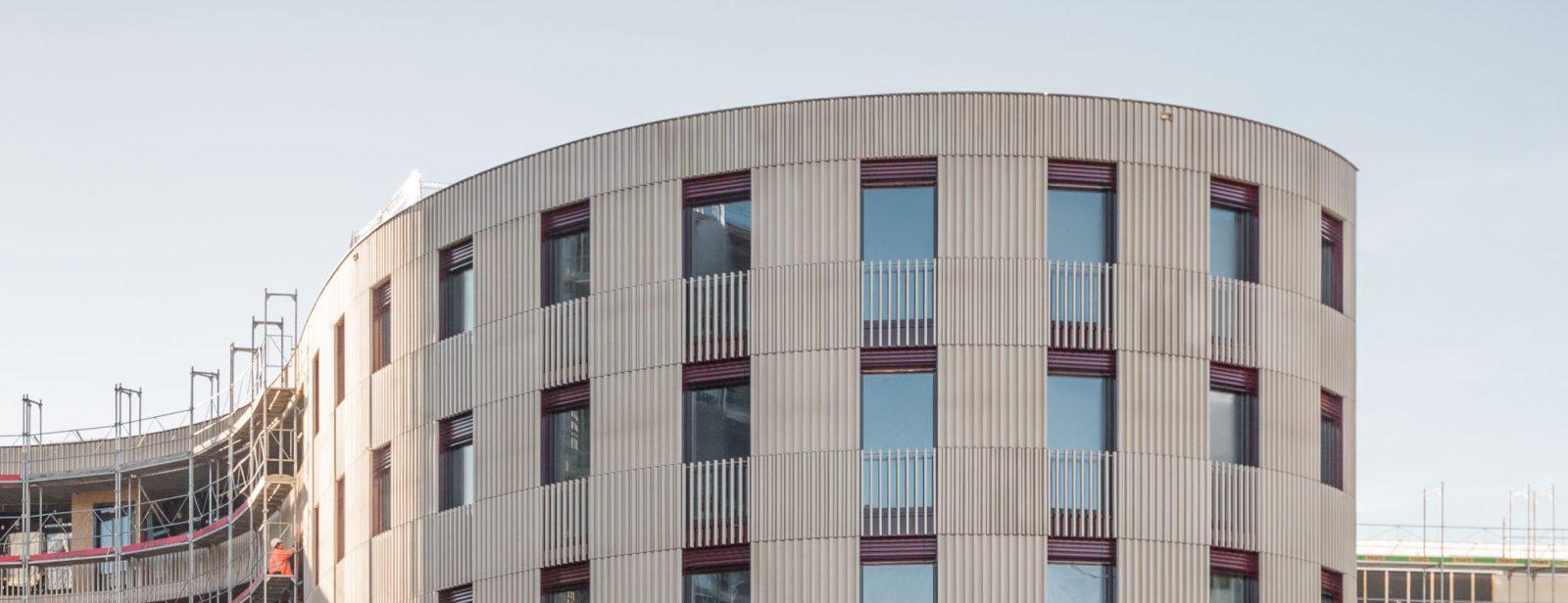 ETH HWO Studentenwohnungen, Zürich