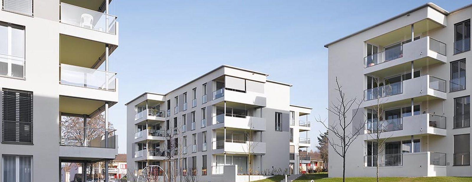 Siedlung Bramenring, Kloten, Etappe B