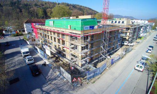 Wohnüberbauung Wart-/Aeckerwiesen- strasse, Winterthur