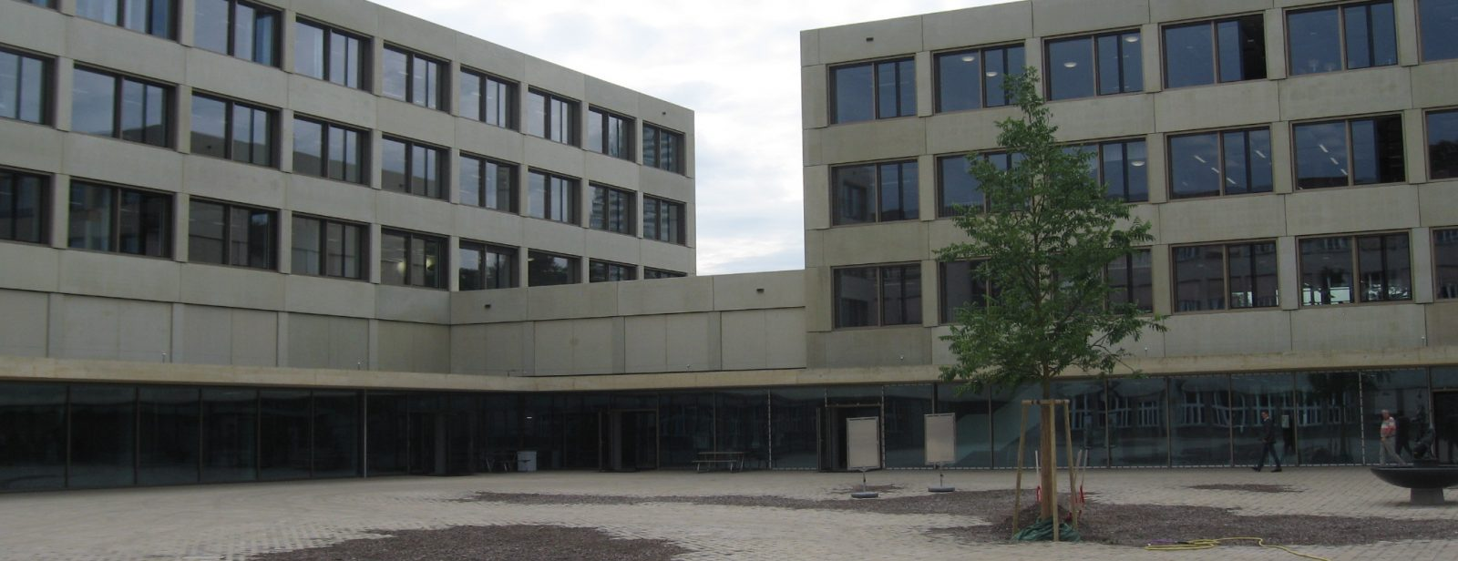 Neubau Schulhaus Sandgruben, Basel