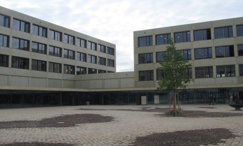 Schulhaus Sandgruben, Basel