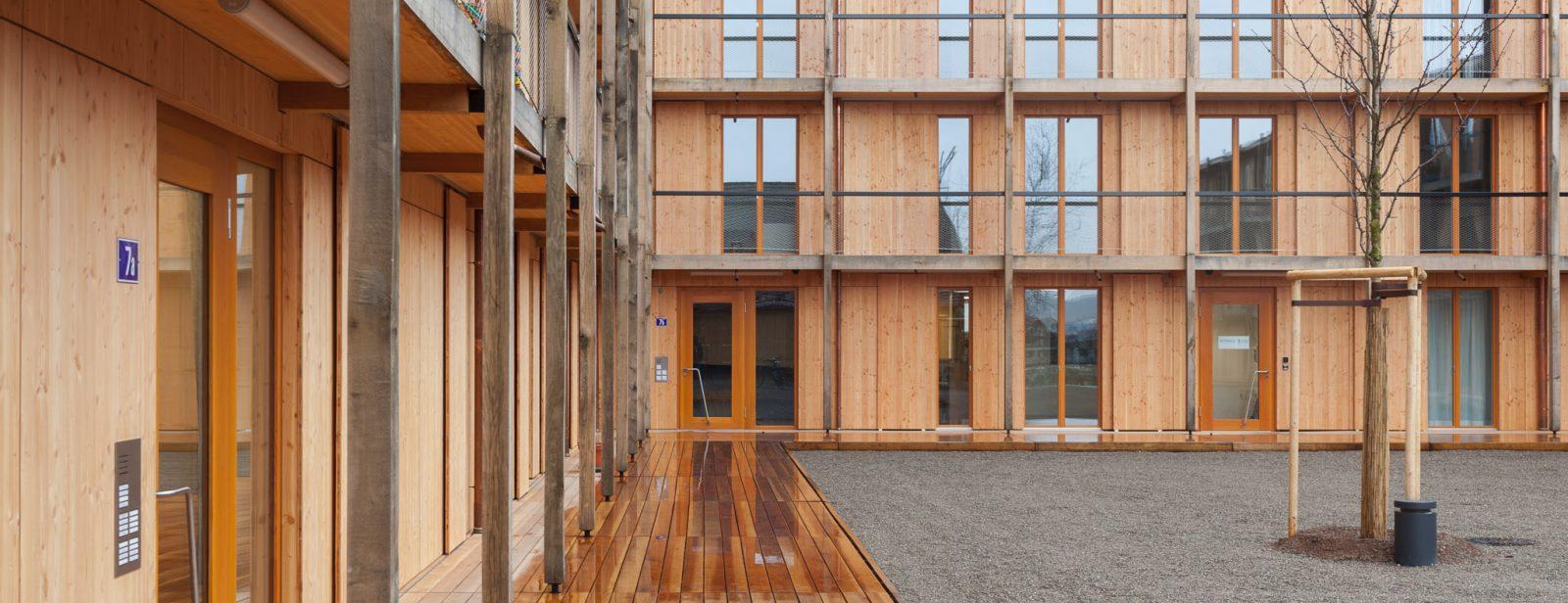 Überbauung Hagmannareal, Arbergstrasse 7-11, 8405 Winterthur