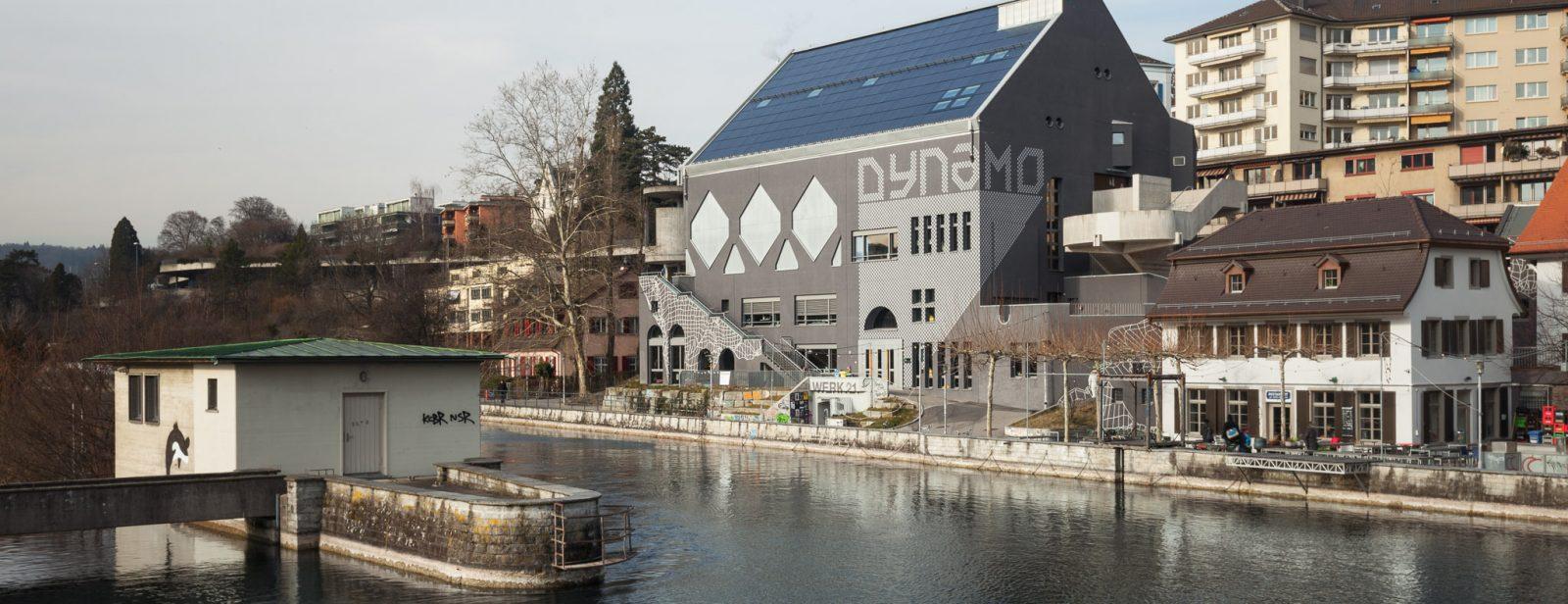 Umbau Jugendkulturhaus Dynamo, Zürich