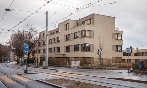 Wohnsiedlung Laubiweg, Zürich