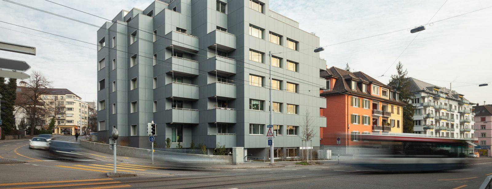 Umbau MFH Hofwiesenstrasse 22, Zürich