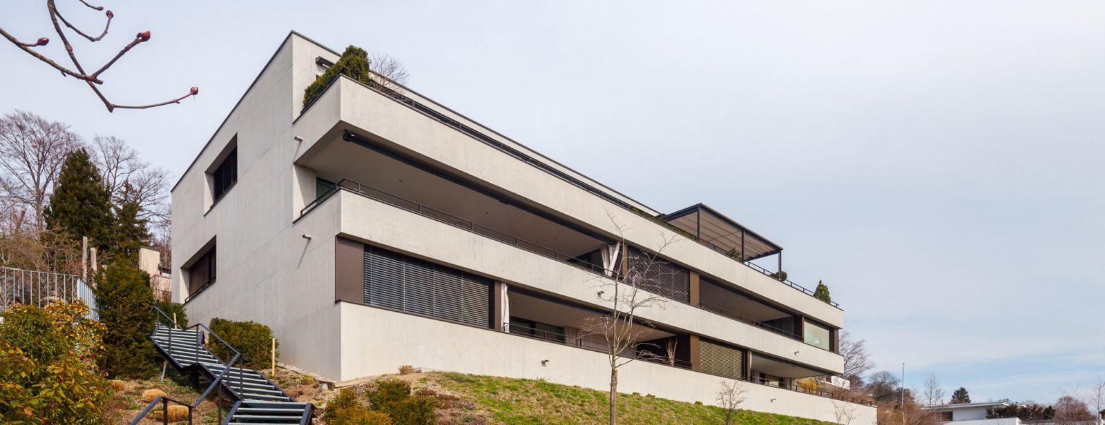 Neubau 2 MFH Kluserweg 6, 8706 Meilen
