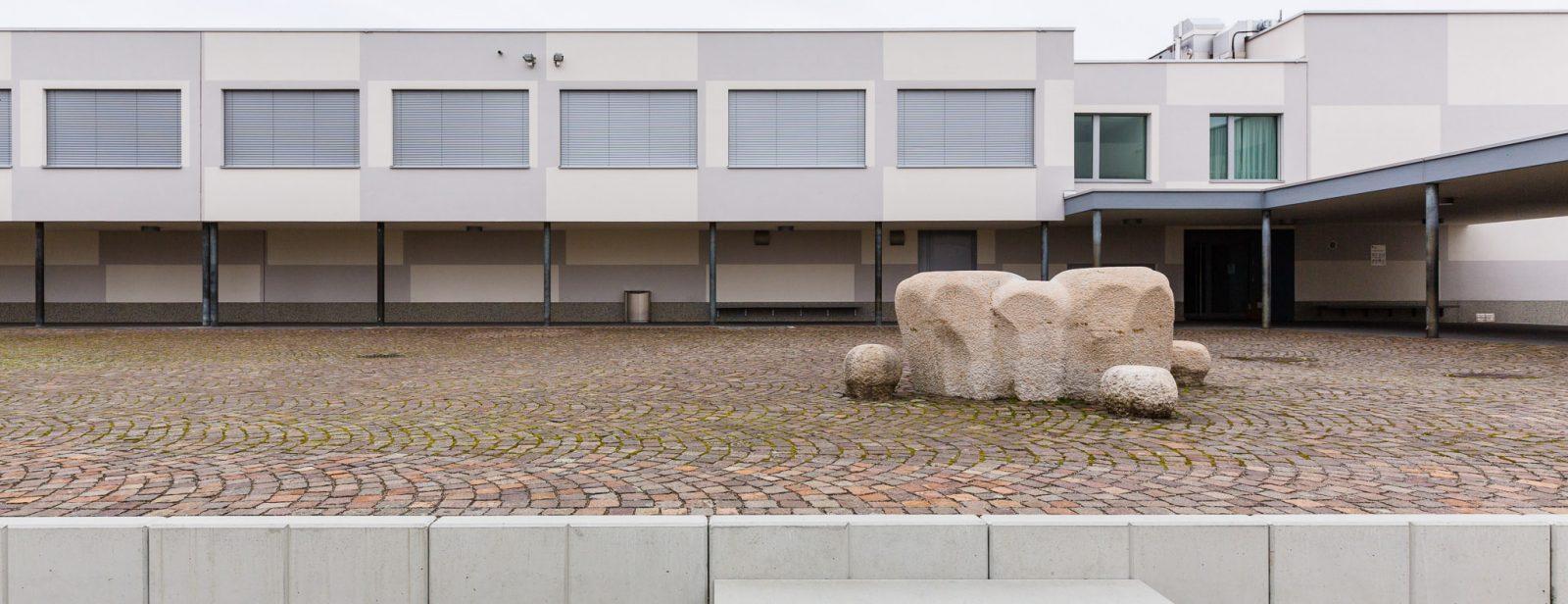 Schulhaus Ennetgraben, Affoltern am Albis