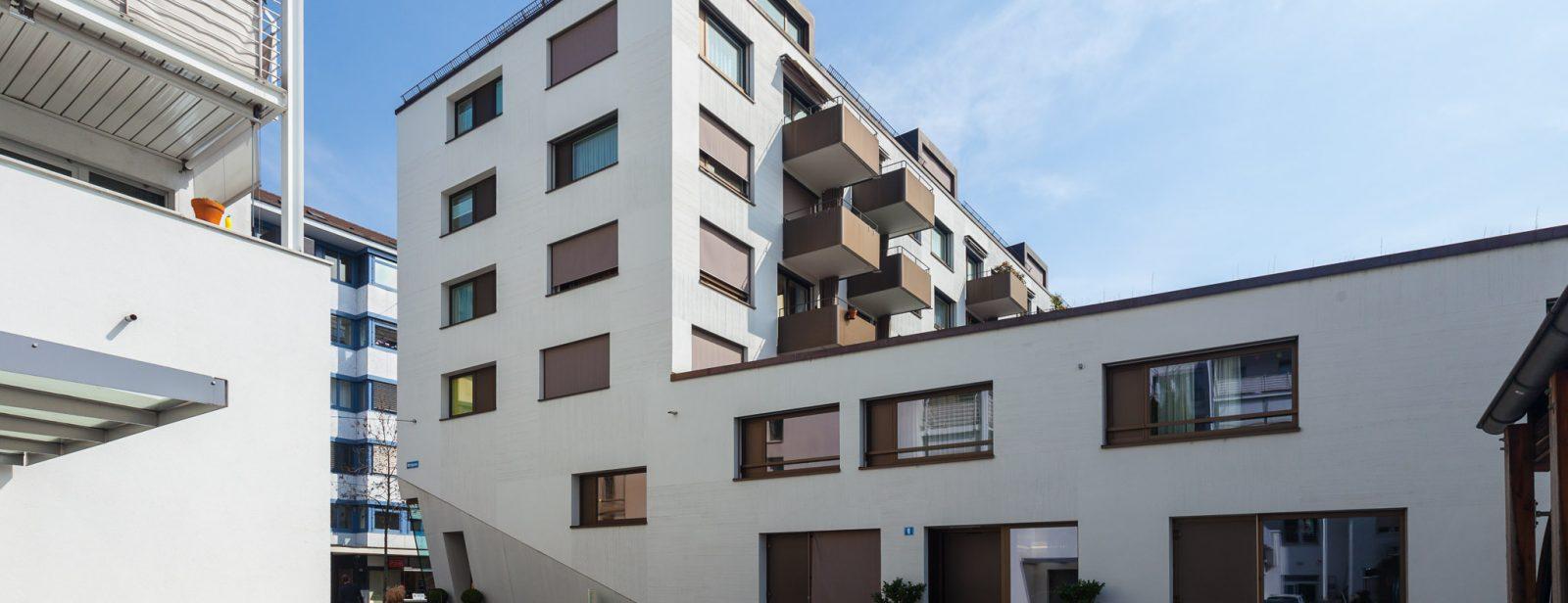 Alterswohnungen Seefeldstrasse 54, Zürich