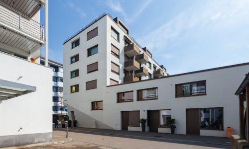 Neubau Seefeldstrasse 54, Zürich