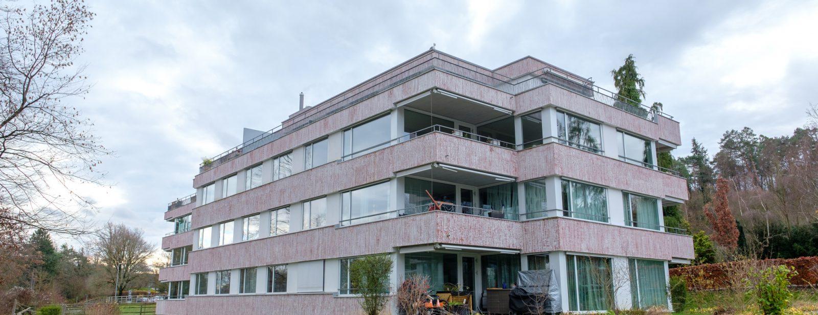 Neubau Mehrfamillienhaus Guggenbühlstrasse, Dietikon