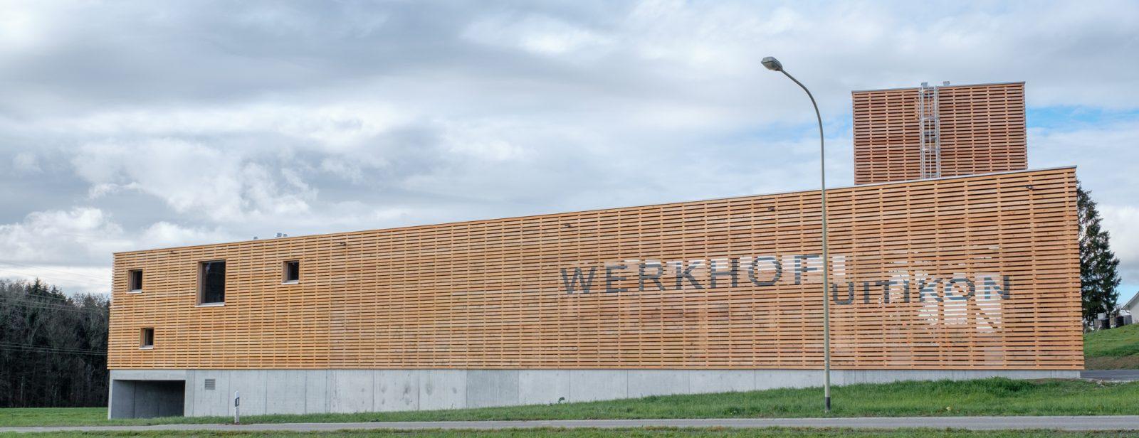 Werkhof, Uitikon-Waldegg