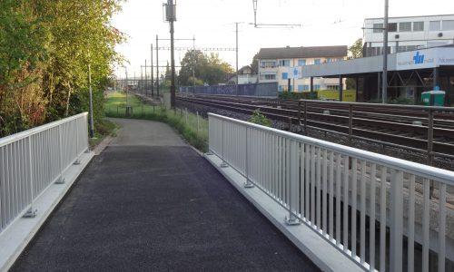 Sanierung Überführung SBB Bahnhofstrasse, Dietlikon