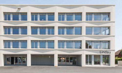 Sekundarschulhaus und Sporthalle Lindau, Rothenburg
