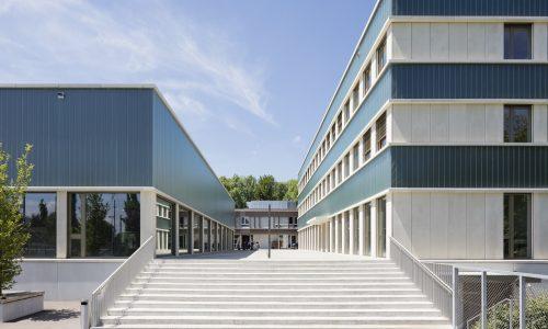 Erweiterung ZSSw Neufeld, Bern