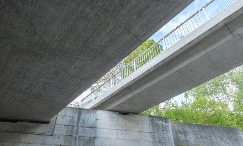 Sanierung Überführung Bahnhofstrasse, Dietlikon