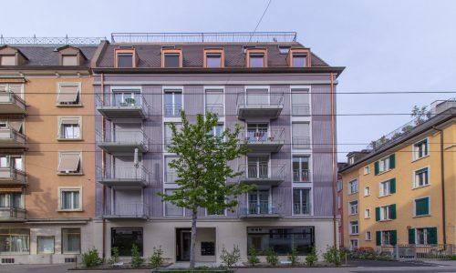 MFH Ämtlerstrasse 74, Zürich