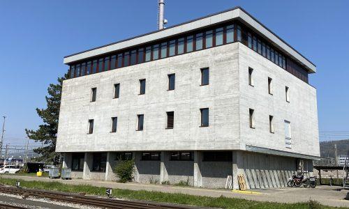 Stellwerk Ost Rangierbahnhof Limmattal, Spreitenbach