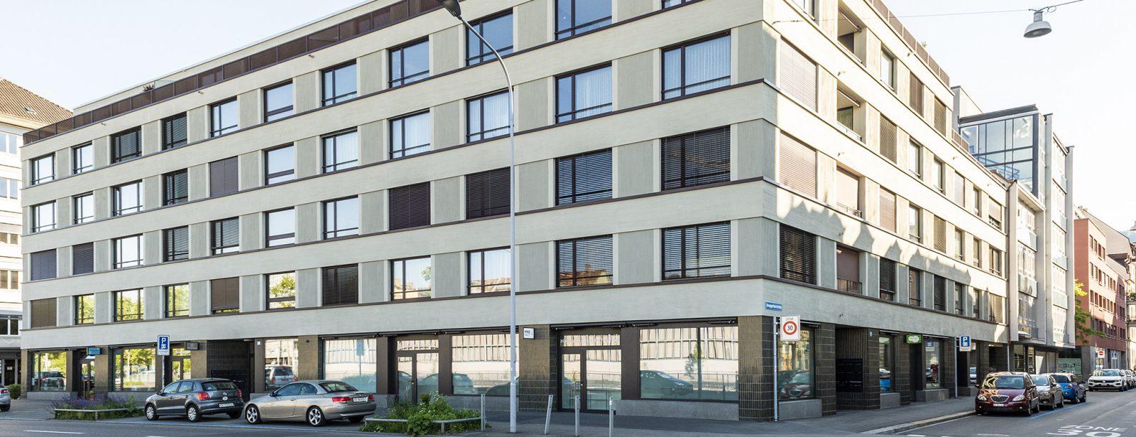 Neubau Erikastrasse 2 bis 6, 8003 Zürich