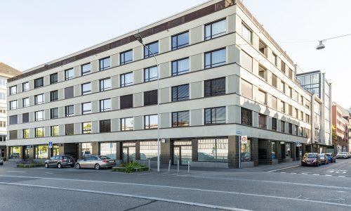 MFH Erikastrasse 2 bis 6, Zürich