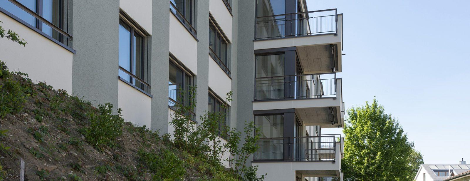 MFH Langgasse, Winterthur