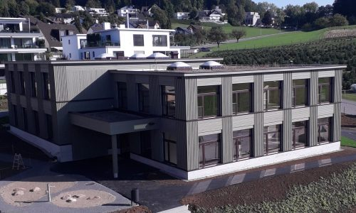 Neubau Kindergarten Tüfwis, Winkel