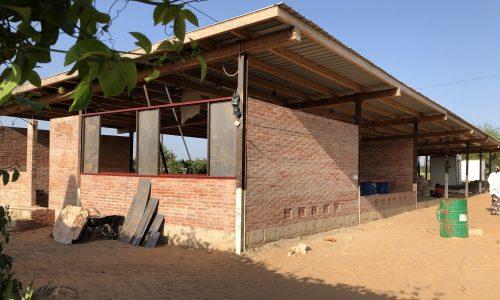 Atelier für Frauen in Mbacke Kadior, Senegal